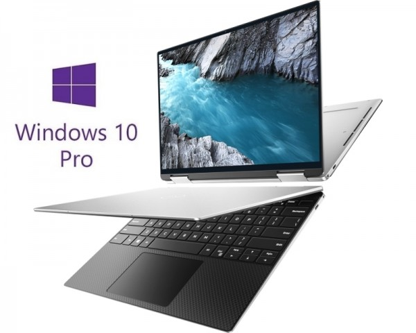 DELL XPS 9310 13.4'' UHD+ Touch i7-1165G7 16GB 512GB SSD Intel Iris Xe Backlit Win10Pro srebrni 5Y5B