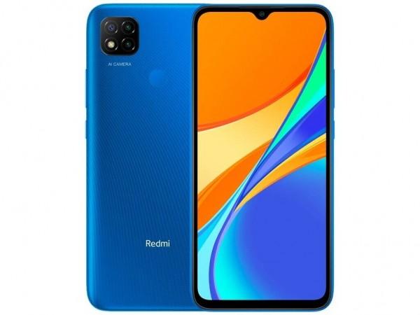 Xiaomi Redmi 9C NFC 64GB Twilight Blue' ( 'MZB07VWEU' )