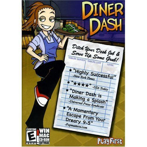 PC -G DINER DASH D4744 (ASF)