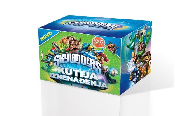 Skylanders paketić