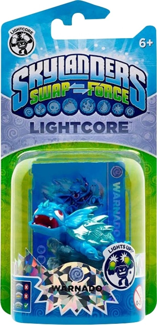Skylanders SWAP Force Lightcore Warnado ( 84675EU )