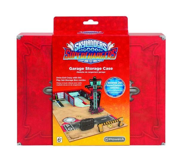 Skylanders SuperChargers Garage Storage Case ( 1354221-01 )