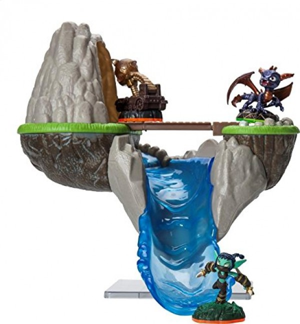 Skylanders FunPlay HideAway Waterfall Island ( CPFA130360-01 )
