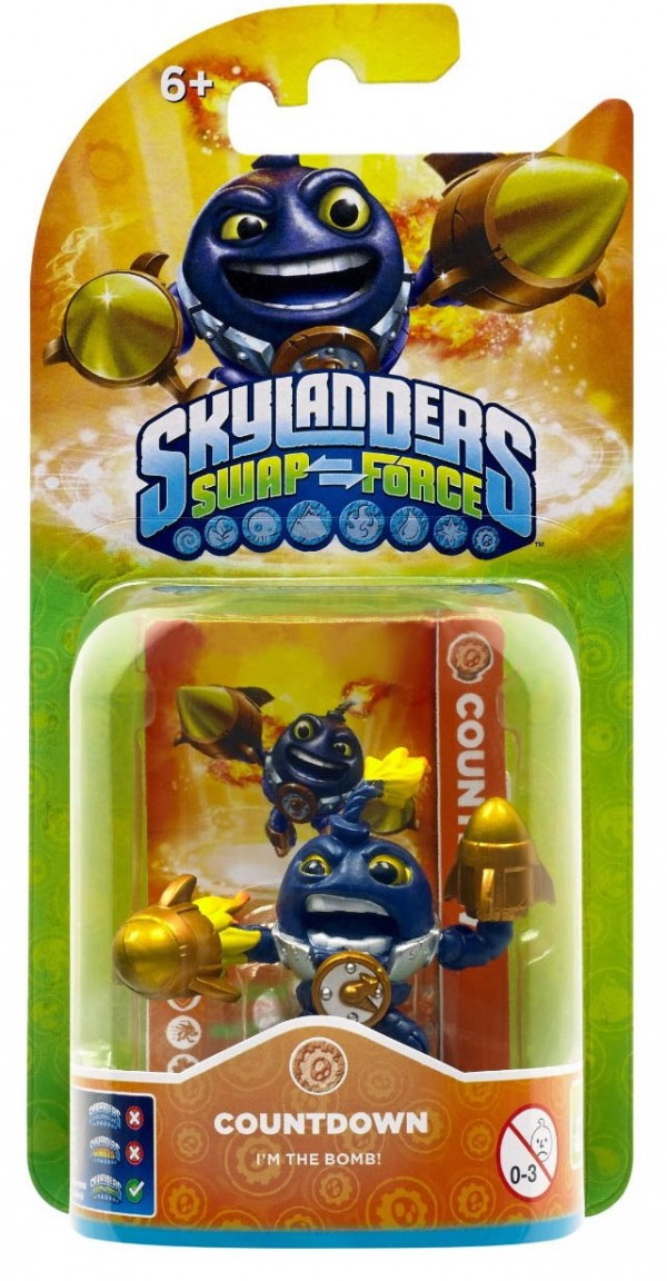 Skylanders SWAP Force Countdown ( 84747EU )