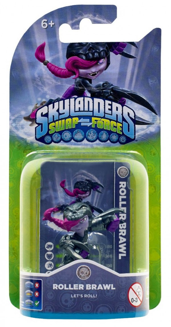 Skylanders SWAP Force Roller Brawl ( 84748EU )