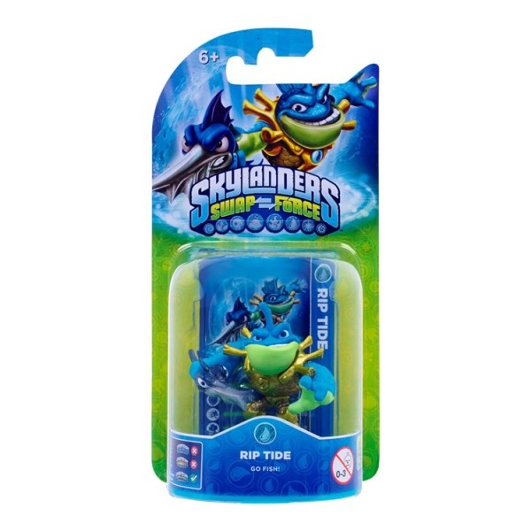 Skylanders SWAP Force Rip Tide ( 84805EU )