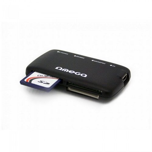 OMEGA USB CARD READER OUCAM ALL IN ONE MINI R-19 (ODC)