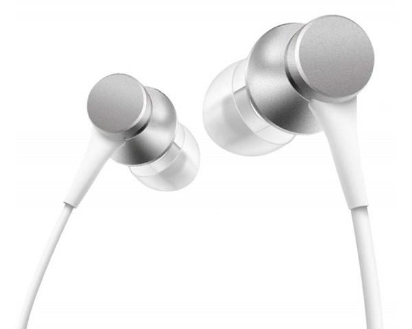 XIAOMI MI IN-EAR SLUSALICE BASIC (SREBRNE)