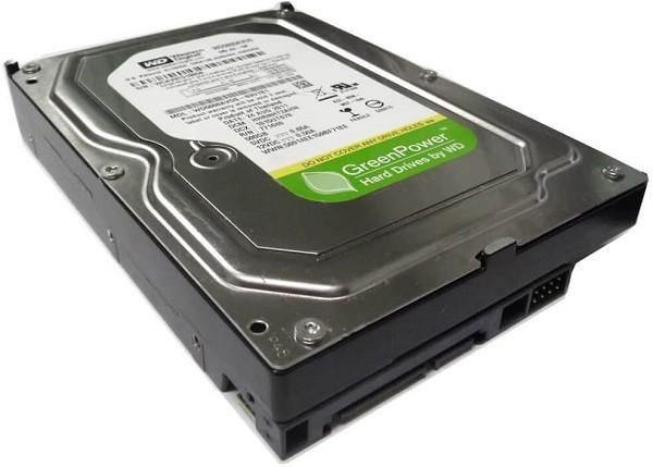 WD HDD 3.5'' 500GB WD5000AVDS AV-GP 72000RPM 32MB SATA (GMB)