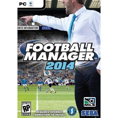 PC-G FOOTBALL MANAGER 2014 (EXCC)