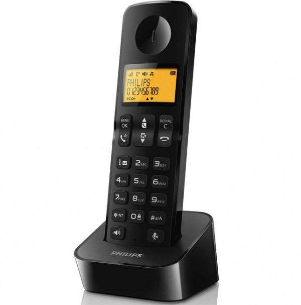 PHILIPS TELEFON D2101B/53