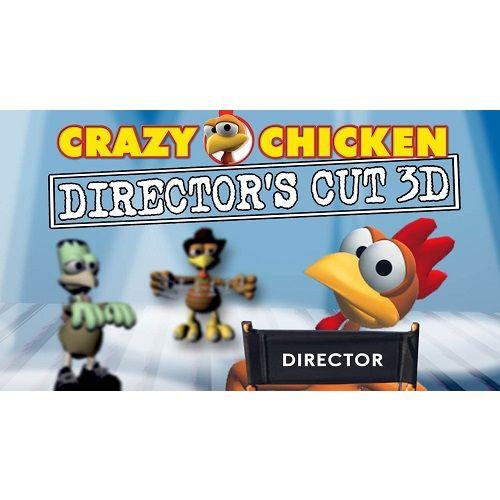 PC-G CRAZY CHICKEN DIRECTOR'S CUT (IRMG)