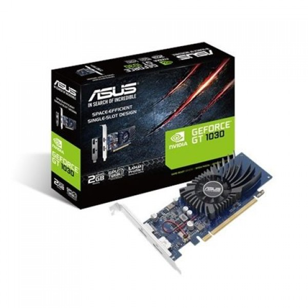 VGA PCIe ASUS GT1030-2G-BRK