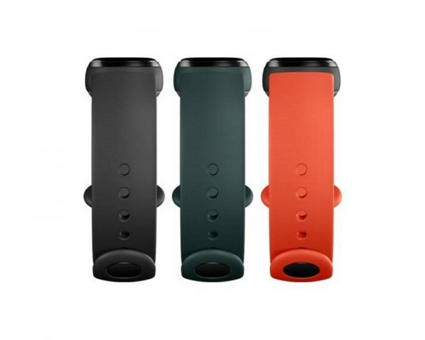XIAOMI Mi Smart Band 5 Strap (3 pack) BlackOrangeTeal