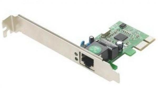 GIGABIT NIC-GX1 ETHERNET PCI-EX CARD 10/100/1000