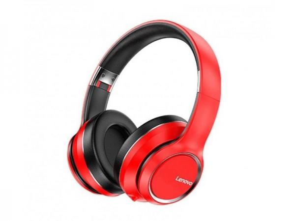 LENOVO HD-200 BLUETOOTH HEADSET RED