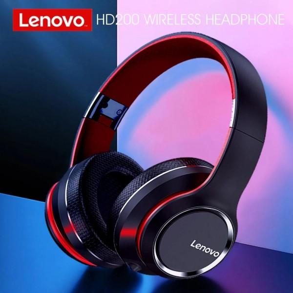 LENOVO HD-200 BLUETOOTH HEADSET BLACK