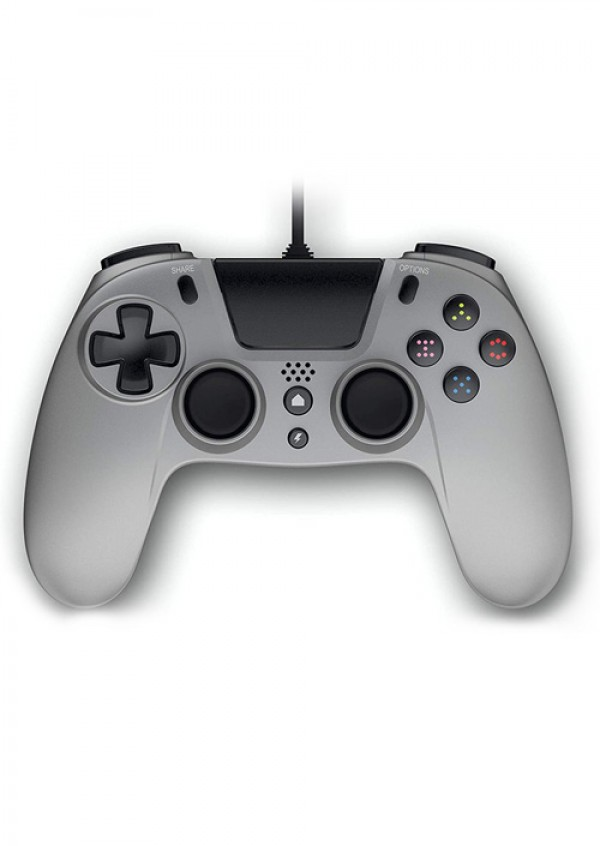 PS4 Wired Controller VX4 Titanium (IRMG)