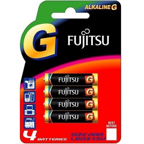 FUJITSU ALK. LR6(4b)FU-W-FI BATERIJE (RFT)