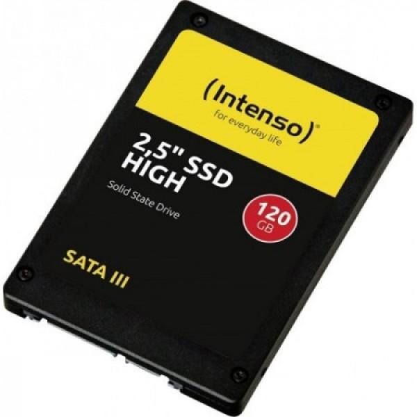 INTENSO SSD 120GB/2.5''/SATA3/C