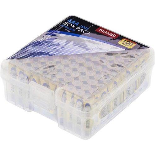 MAXELL BATERIJA LR 03 BOX PACK X 100