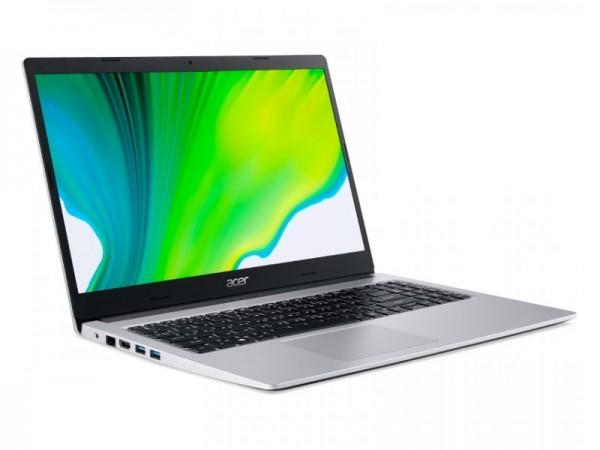 ACER Laptop Aspire 3 A315-23 noOS/15.6'' FHD/Ryzen 3-3250U/8GB/256GB SSD/Radeon Vega/srebrna