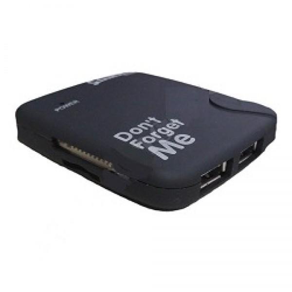 ROTECH CARD READER 53005 COMBO USB HUB