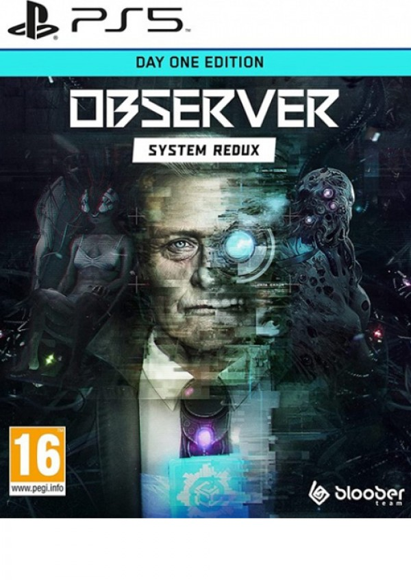 PS5 Observer: System Redux - Day One Edition