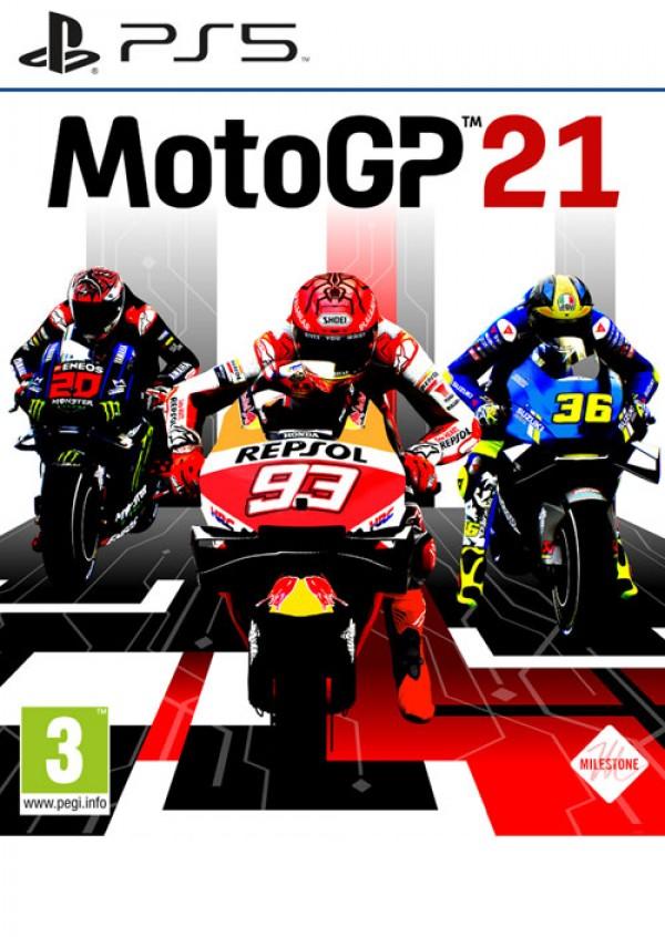 PS5 MotoGP 21 ( E04224 )