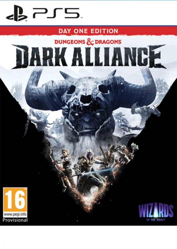 PS5 Dungeons and Dragons: Dark Alliance - Day One Edition