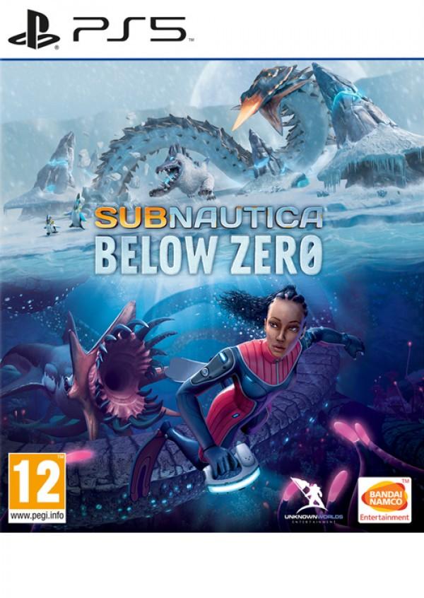 PS5 Subnautica: Below Zero ( 115096 )