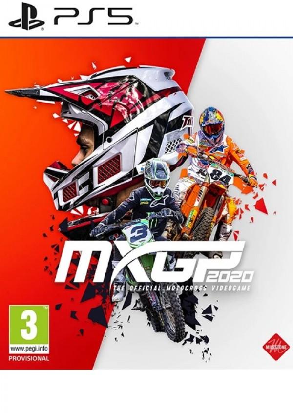 PS5 MXGP 2020 ( E04551 )