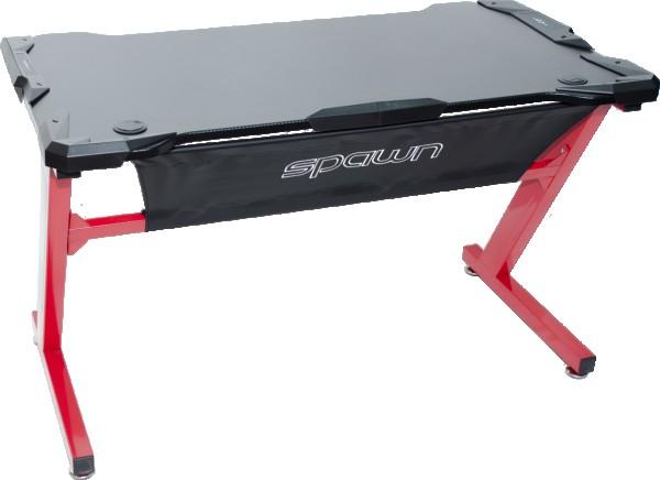 Horz 2 Gaming Desk Red ( DZ001 )