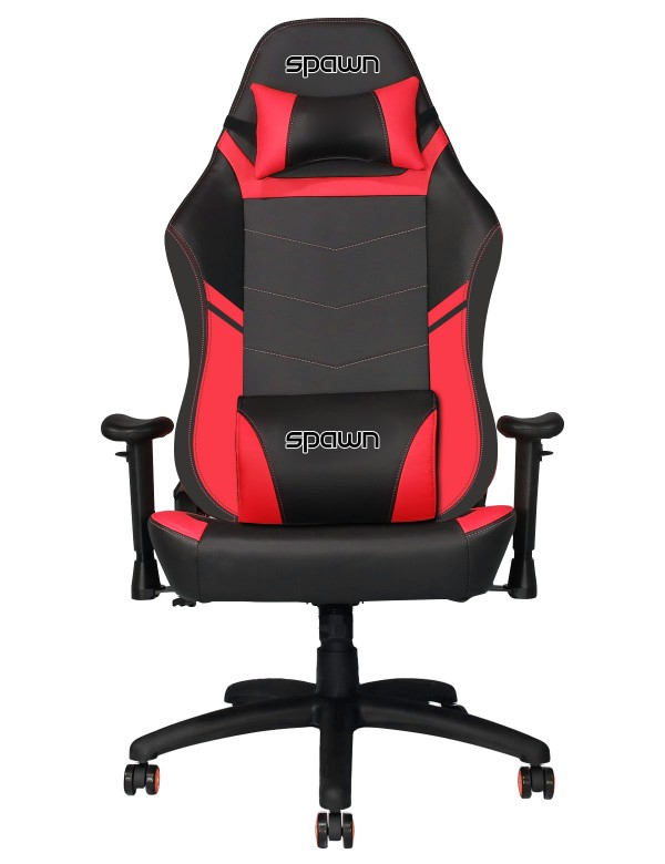 Gaming Chair Spawn Knight Series Red ( CL-ER (Red) )