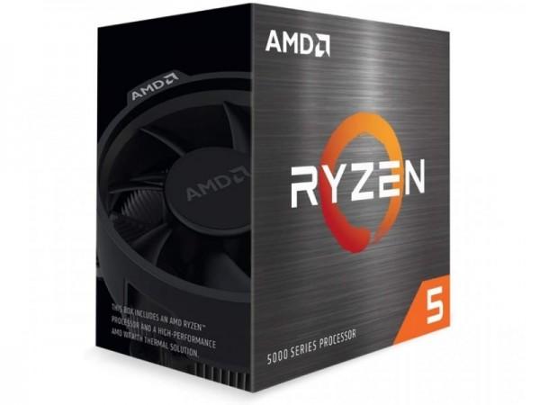 CPU AMD RYZEN 5 5600X 6 CORES 3.7GHZ (4.6GHZ) BOX