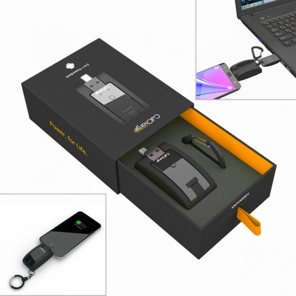 POWERBANK CULCHARGE 3IN1 MICRO USB