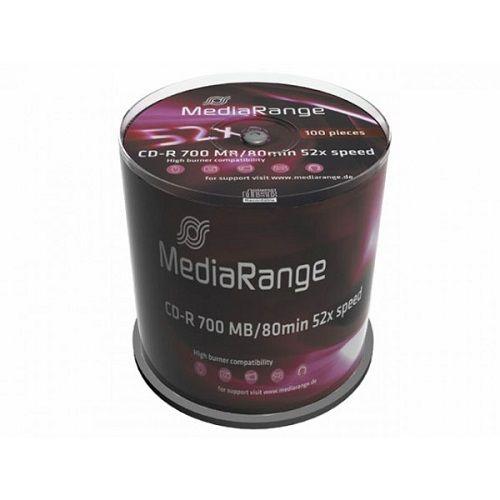 MEDIARANGE CD-R 100/1 CAKE (VVRT)