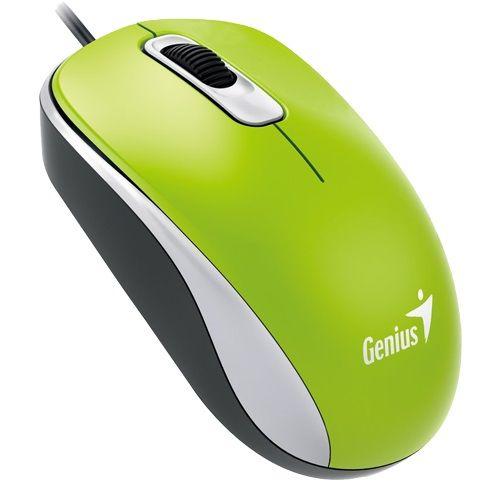 GENIUS DX-110 USB Optical zeleni mi