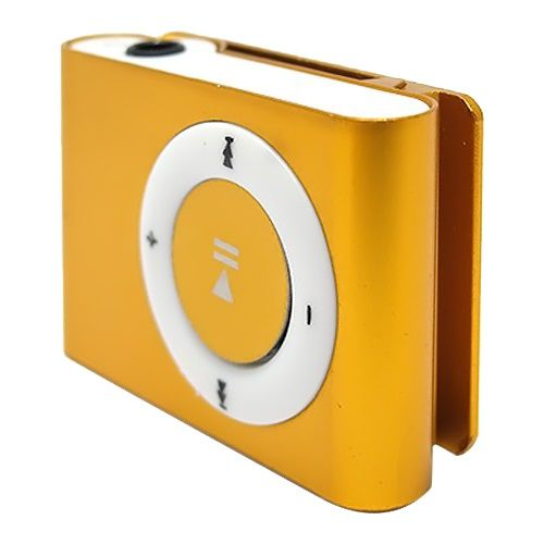 GIGATECH MP3 PLAYER GMP-03 GOLD (GAMA)