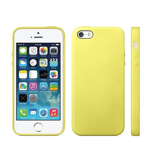 VIP MOBIL TPU IPHONE 5 YELLOW
