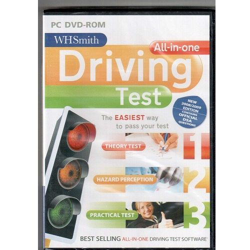 PC -G ALL IN ONE DRIVING TEST 2008/09 EDITION (ASF)