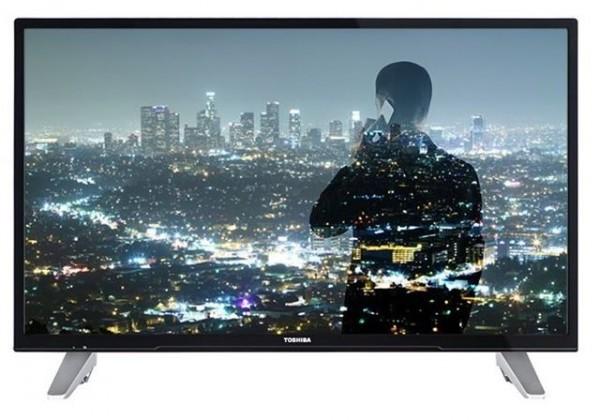 TOSHIBA LED Televizor 48L3663DG SMART, WiFi, DVB-T2/C
