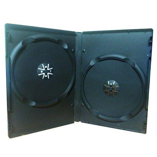 MEDIARANGE DVD BOX ZA 2 DISKA CRNA 14MM (VVRT)