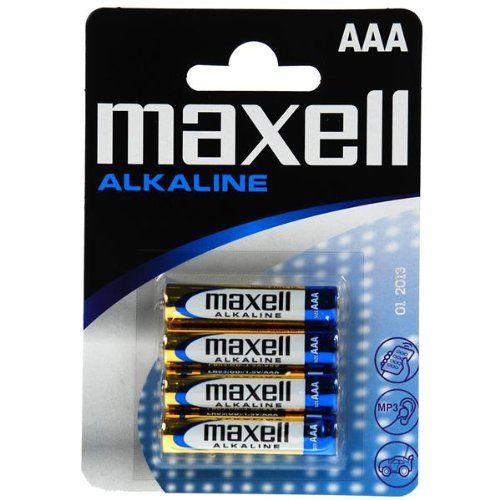 MAXELL LR03 4PK BATERIJA BLISTER