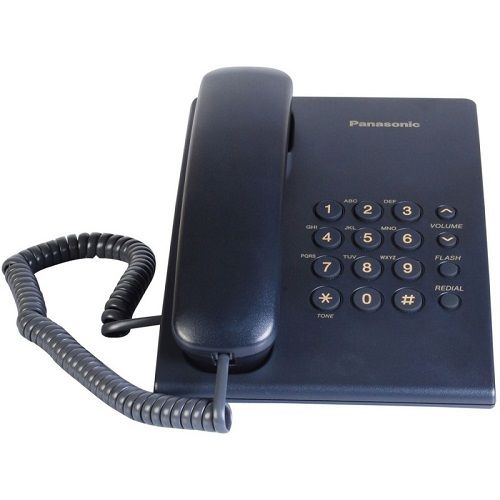 PANASONIC KX-TS500FXC PLAVI FIX TELEFON