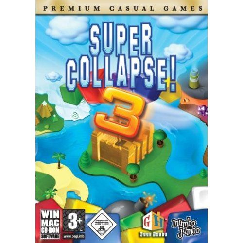 PC-G SUPER COLLAPSE 3 (IRMG)