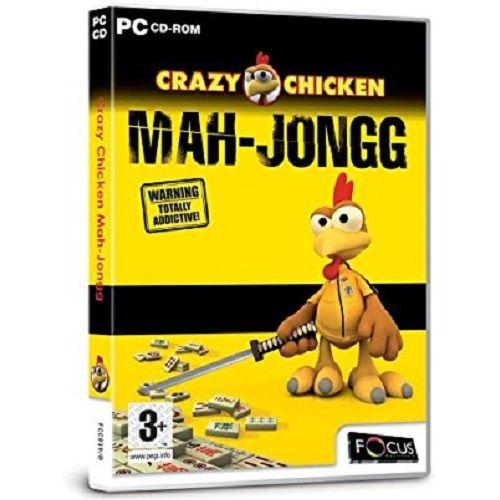 PC-G CRAZY CHICKEN MAH-JONGG (IRMG)
