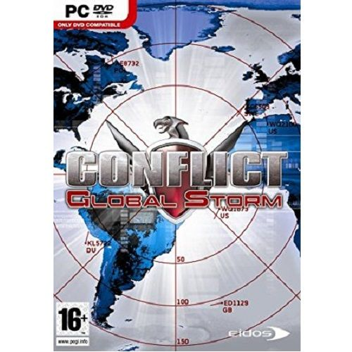 PC-G CONFLICT: GLOBAL STORM (ASF)