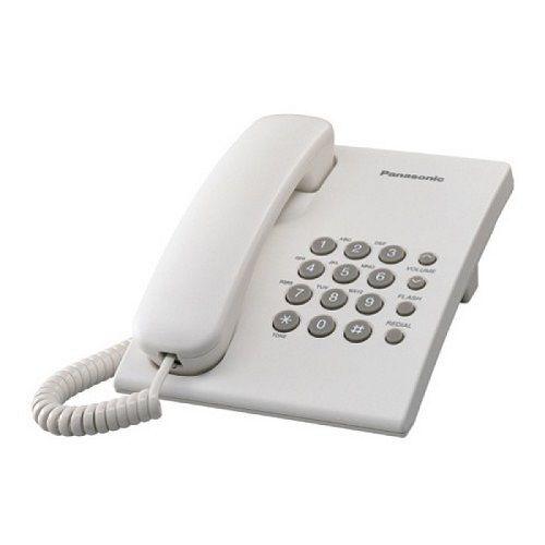 PANASONIC KX-TS500FXW BELI FIX TELEFON