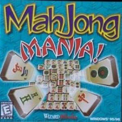 PC -G MAHJONGG MANIA (3+) (ASF)
